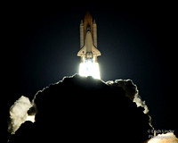 STS-131 Space Shuttle Discovery April 5, 2010