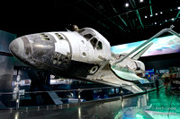 Space Shuttle Atlantis museum