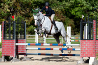Chagrin Valley Farms Sept 27, 2015 Jumper Ring