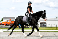 NODA Dressage South Farm Aug 13, 2017