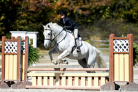OPHA Chagrin USEF National partial ring 2 Oct 1, 2017